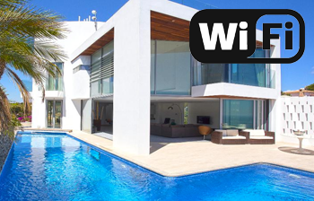 Holiday homes with WiFi Internet